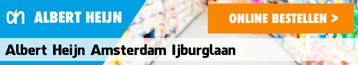boodschappen bezorgen Albert Heijn Amsterdam IJburglaan