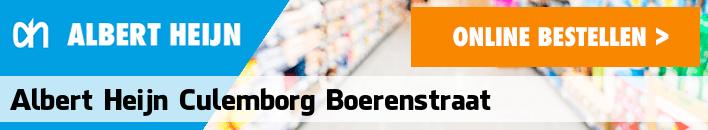 boodschappen bezorgen Albert Heijn Culemborg Boerenstraat