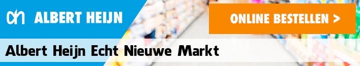 Albert Heijn Echt Nieuwe Markt Boodschappen Bestellen En Bezorgen