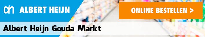 boodschappen bezorgen Albert Heijn Gouda Markt