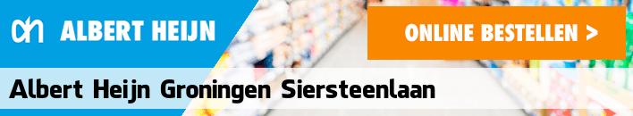 Albert Heijn Groningen Siersteenlaan Boodschappen Bestellen En