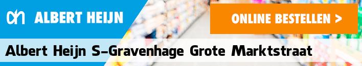 Albert Heijn Den Haag Grote Marktstraat Boodschappen Bestellen En