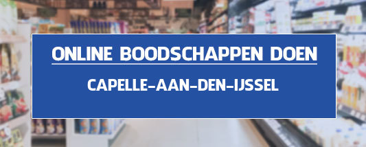 boodschappen bezorgen Capelle aan den IJssel