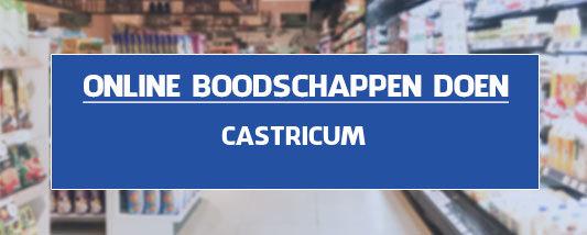 boodschappen bezorgen Castricum
