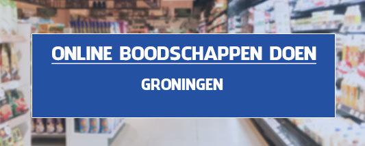 boodschappen bezorgen Groningen