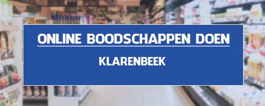 boodschappen bezorgen Klarenbeek