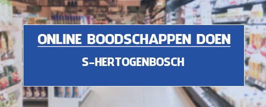 boodschappen bezorgen 's Hertogenbosch