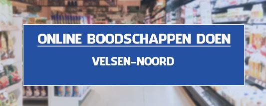 boodschappen bezorgen Velsen-Noord