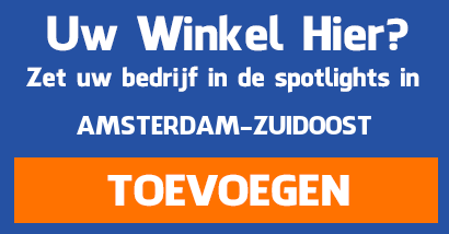 Supermarkten aanmelden in Amsterdam Zuidoost