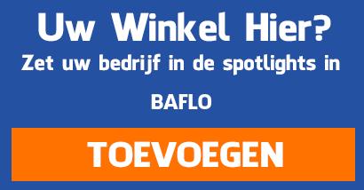 Supermarkten aanmelden in Baflo