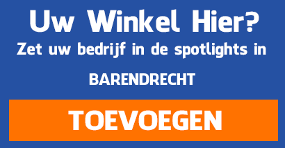 Supermarkten aanmelden in Barendrecht