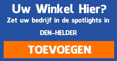 Supermarkten aanmelden in Den Helder