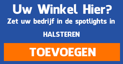 Supermarkten aanmelden in Halsteren