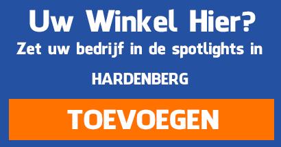 Supermarkten aanmelden in Hardenberg