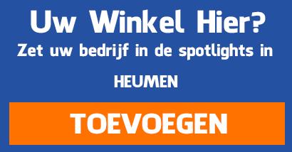 Supermarkten aanmelden in Heumen
