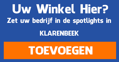 Supermarkten aanmelden in Klarenbeek
