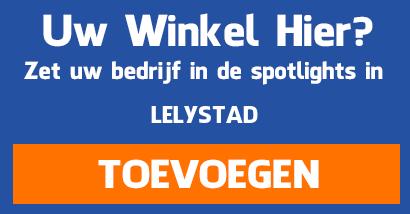 Supermarkten aanmelden in Lelystad