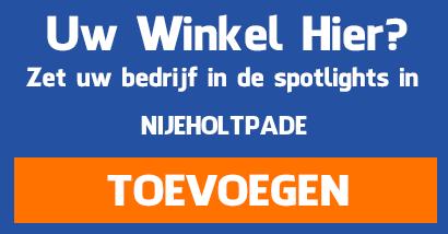 Supermarkten aanmelden in Nijeholtpade