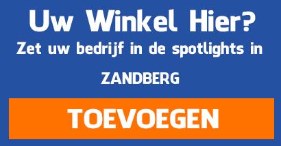 Supermarkten aanmelden in Zandberg