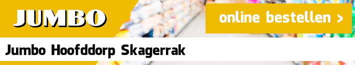 boodschappen bezorgen Jumbo Hoofddorp Skagerrak